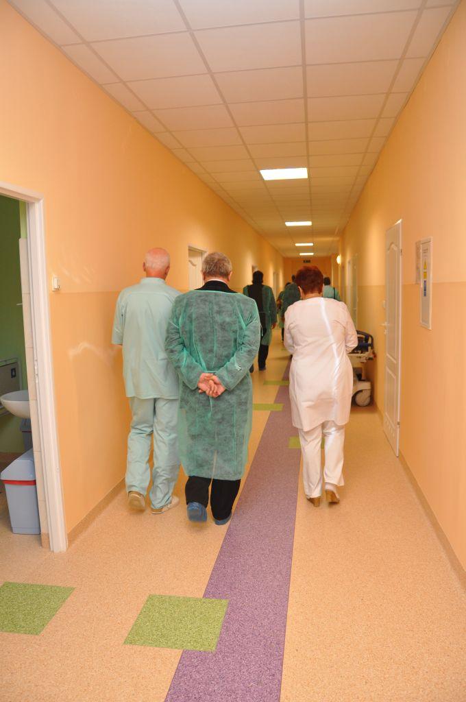 Wyremontowana ginekologia w jasielskim szpitalu