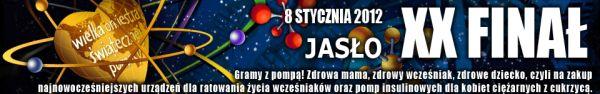 WOŚP Jasło - strona oficjalna