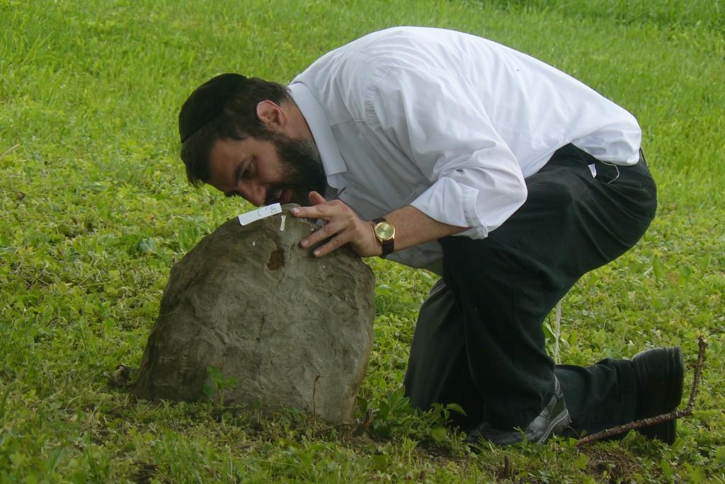 Spotkanie z młodzieżą żydowską