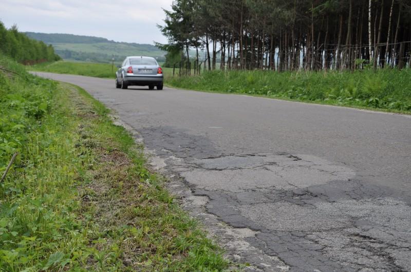 Droga powiatowa Jasło-Dębowiec-Folusz