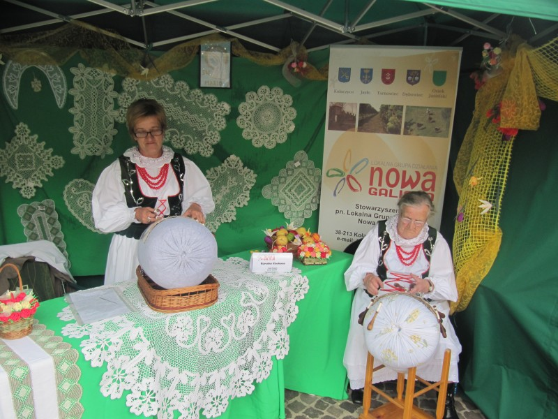 Sukces Nowej Galicji w prezentacji produktów lokalnych