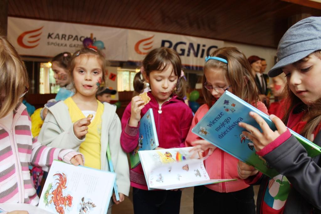 Ogólnopolski Tydzień Czytania Dzieciom w Jaśle
