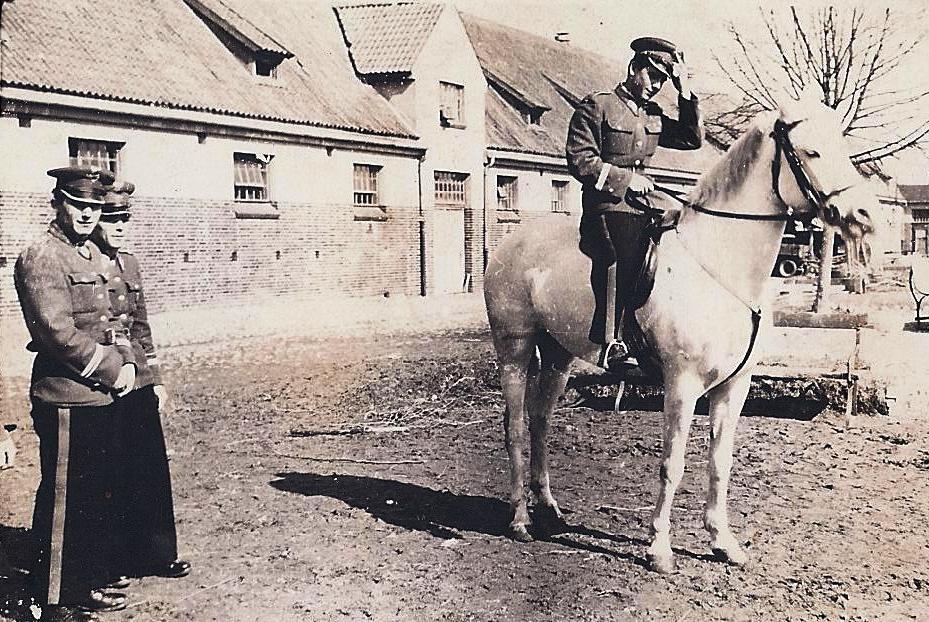 Zdjęcie z wojska Władysława Barzyka